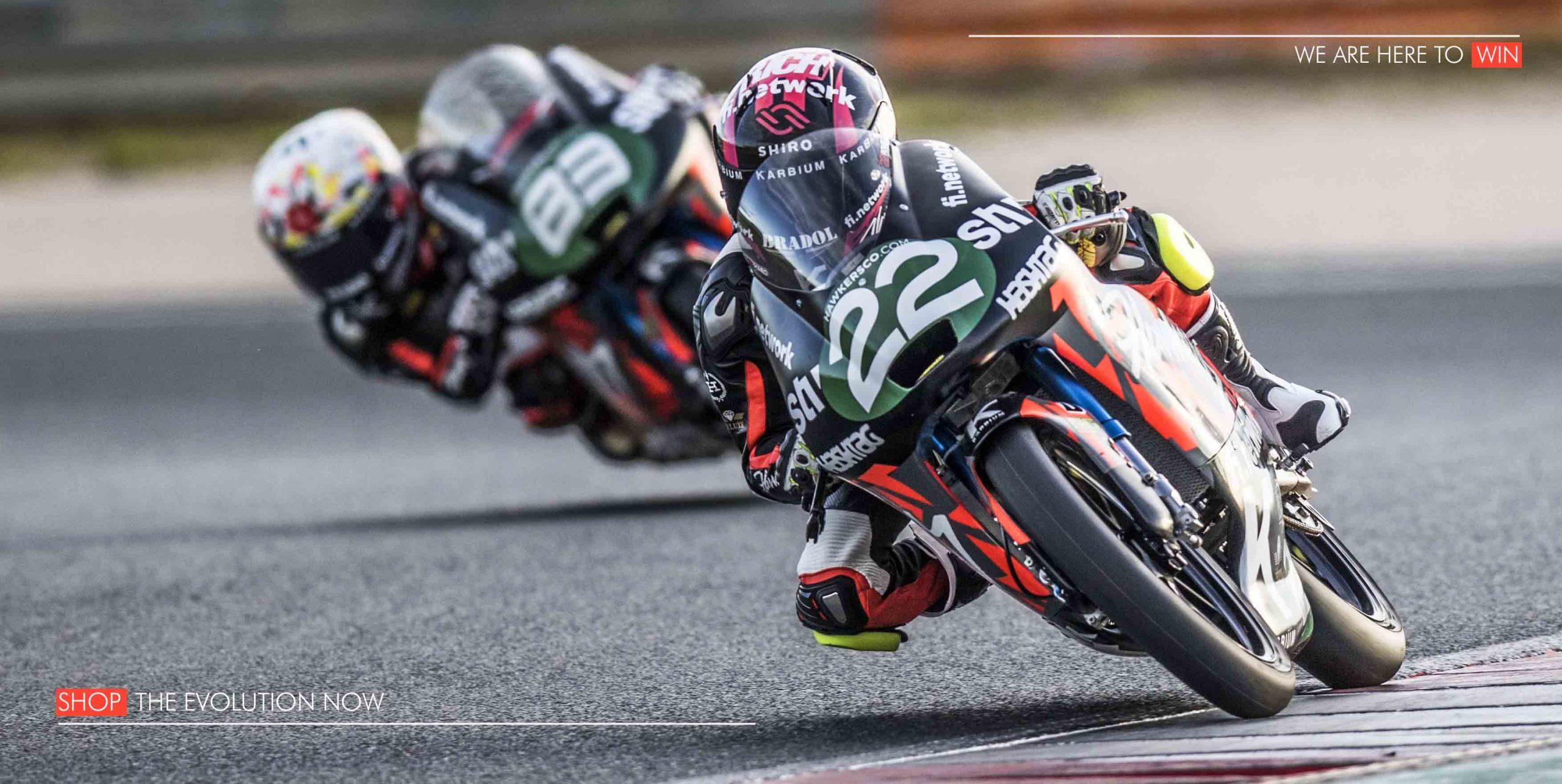 Banner mir racing 3